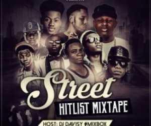 DJ Davisy - Street Hitlist Mixtape